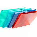 Tấm lợp poly rỗng ruột lấy sáng giá giá rẻ tại TPHCM